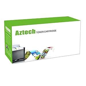 aztech 2件装128A 墨粉数黑色墨粉适用于 LaserJet cp1525cm1415打印机