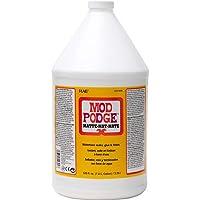MOD podge waterbase 封口机胶水和表面3.79升 )  cs11304哑光表面