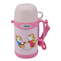 TIGER 虎牌 儿童型不锈钢真空保温杯MCG-A05C(PT)粉色
