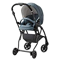 Combi 婴儿车 AttO type-L [対象] 1ヶ月 ~ 36ヶ月 ブルイッシュグレー