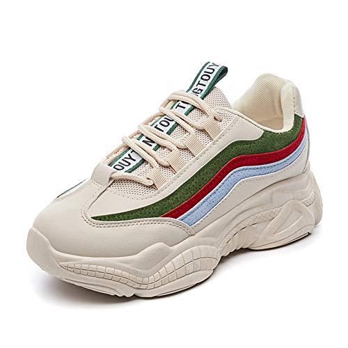 JIFENGJIANHAOブラストJianhao古い靴2018新しいファッションシューズの靴イギリスのカジュアルシューズ野生の香港の靴秋と冬のスポーツシューズYC 42 / Y C -M10V