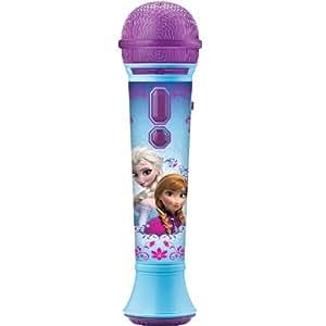 KIDdesigns冰雪奇缘魔力MP3麦克风 - 颜色可能会不同