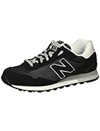 New Balance Men's 515V1 Sneaker 黑色 7 4E US