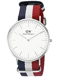 Daniel Wellington 丹尼尔•惠灵顿 瑞典品牌 经典绅士系列 石英男士手表 DW00100017(原型号0203DW)