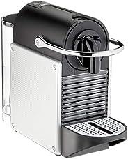 De'Longhi 德龙 EN124.S 胶囊咖啡机Pixie,1260瓦 铝制侧