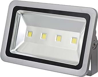 Brennenstuhl 百能斯图 芯片 LED 灯/LED 户外射灯(坚固的户外射灯 2000 瓦 建筑射灯 IP65 测试 LED 日光泛光灯)颜色:银色