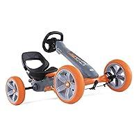 BERG 24.60.01.00 Reppy Racer,橙色/灰色 2,5-6 Jahre Racer Orange/Grau