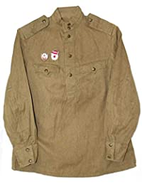 苏联 USSR 军装原装 1969 用束腰外衣,配有 12 个额外纽扣。 橄榄色