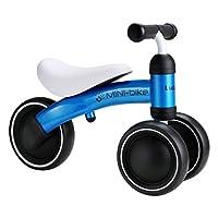 FERSOAR F 烽索 LUDDY系列 1-2岁儿童滑行平衡车 三轮学步车扭扭车1003S-B 蓝色