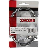 SIMSON 自行车配件 鼓刹 内部电缆 通用 2.25mtr 020963