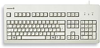 Cherry 键盘 G80 3000 USB PS/2 USB UK 布局浅灰色