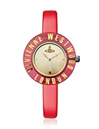 Vivienne Westwood 薇薇安维斯特伍德 英国品牌 石英女士手表 VV032RD