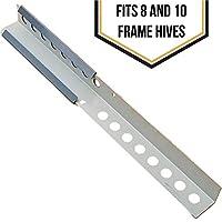 金属 8 或 10 框可调节入口减少器和蜂巢护齿。 PD-1097