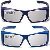 3D 眼镜 CE1 (RealD&IMAX)