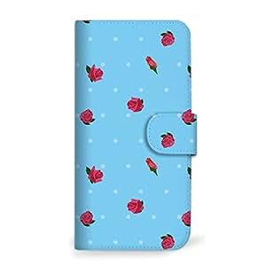 mitas iphone 手机壳962SC-0054-BU/SH-M03 4_AQUOS mini (SH-M03) 蓝色