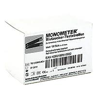 Monometer 测试贴纸 4X25 件