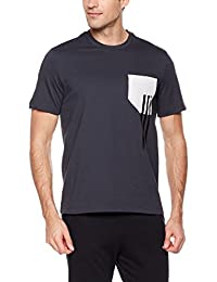 adidas 阿迪达斯 男式 运动型格 短袖T恤 M SID Pocket T