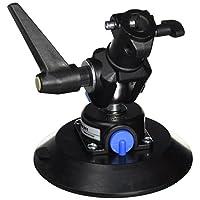 曼富圖(Manfrotto)241 平底吸盤座 + 16mm旋轉插座,用于輕型設備的吸盤