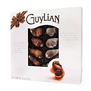 Guylian吉利莲 贝壳巧克力礼盒250g(比利时进口)