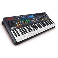 Akai Professional MPK24949键USB MIDI打击垫和音乐键盘控制器