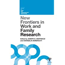 New Frontiers in Work and Family Research (Current Issues in Work and Organizational Psychology) (English Edition)
