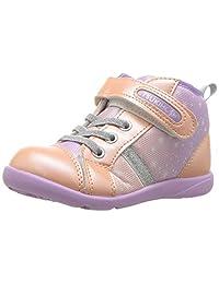 TSUKIHOSHI 女童星星(幼儿/小童)桃红色/薰衣草运动鞋