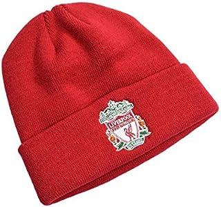 LIVERPOOL FC CLASSIC CREST 旋转红色无檐小便帽新款