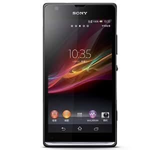 Sony 索尼 Xperia SP M35c(黑色)电信版CDMA2000/GSM双卡双待 Android4.1系统 双核1.7GHz处理器