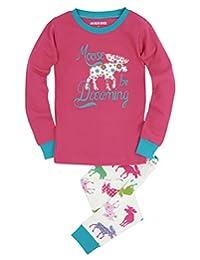 Hatley 女童 Applique针织套装(幼童/小童/大童)