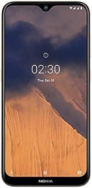 Nokia 2.3 6.2 英寸 Android UK 免提智能手机,2GB RAM 和 32GB 存储(双 SIM 卡) 沙色