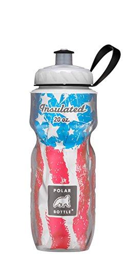 Polar Bottle 保冰跑步水壶