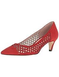 Nine West Quanessa 女士麂皮高跟鞋
