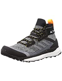 adidas 男士 Terrex Free Hiker Parley 徒步鞋