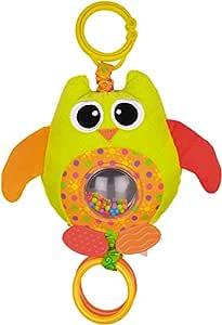 Baby Nat 'Activity 玩具振动报警主题螃蟹 猫头鹰