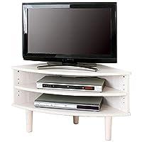 爱丽思 电视柜 白色 宽81.5×深36.5×高46.5 IR-TV006