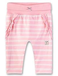 Sanetta 女童运动裤内衬慢跑裤