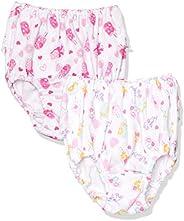 GALOE 2條裝 兒童內褲 水果冰塊圖案、帶蕾絲/*棉