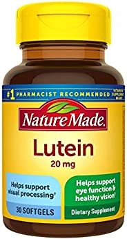 Nature Made 天维美 制造超严格的润滑剂 20 毫克,30 个液体软胶(3件装)