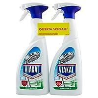 Viakal 防垢喷雾,Maxi 格式,2瓶,700毫升