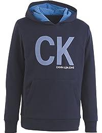 Calvin Klein 男童羊毛连帽衫