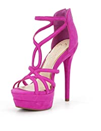 Jessica Simpson 女士 Rozmari 高跟凉鞋