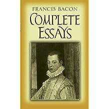 Complete Essays (Dover Books on Literature & Drama) (English Edition)