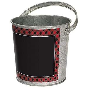 Bucket 镀锌舒适可可可