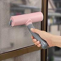 纱窗清洁刷 纱窗专用免拆清洁刷 擦窗器玻璃清洁器除尘除灰 便捷网面除尘刷 告别灰尘 (1把装)