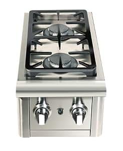 大写烹饪设备 CG1238SB 精密系列不锈钢双面燃烧器,12 英寸