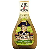 Newman's Own Parmesan Balsamic Vinaigrette 沙拉服裝 6片裝