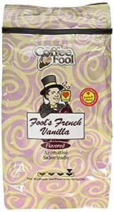 The Coffee Fool Coffee Fool 法国香草研磨咖啡 2 磅(法式压制),2 磅