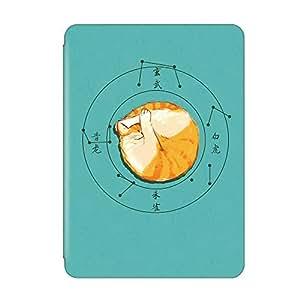 NuPro轻薄保护套,适用于Kindle青春版,大橘为重
