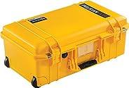 Pelican Air 1535 Case 对开式 黑色015350-0011-240 No Foam 黄色