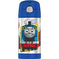Thermos 膳魔师 Funtainer 水瓶,12 盎司(约 355 毫升) Thomas and Friends 12盎司